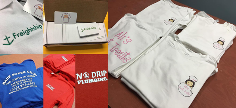 Business T-shirts & Printing